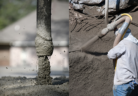 Concrete/Gunite