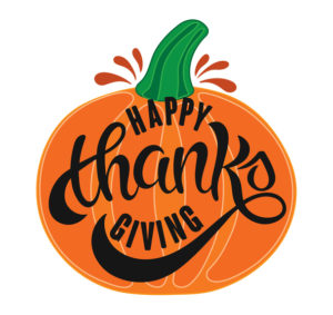 We are grateful for you, our valued clients, this Thanksgiving